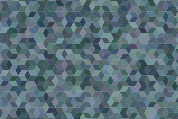 3D Cube Pattern Background Graphic Patterns By davidzydd