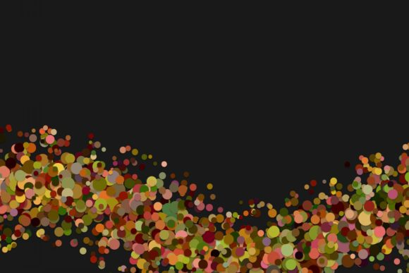 Download Free Abstract Confetti Background Graphic By Davidzydd Creative Fabrica for Cricut Explore, Silhouette and other cutting machines.
