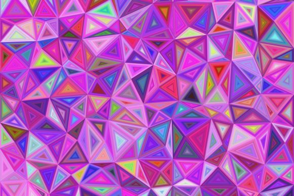 Download Free Abstract Triangle Background Graphic By Davidzydd Creative Fabrica for Cricut Explore, Silhouette and other cutting machines.