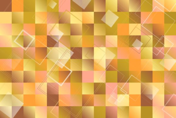 Abstract Web Square Background Graphic Web Elements By davidzydd