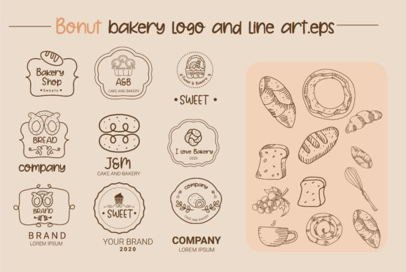Print on Demand: Bakery Shop Script & Handwritten Font By artdee2554 - Image 4
