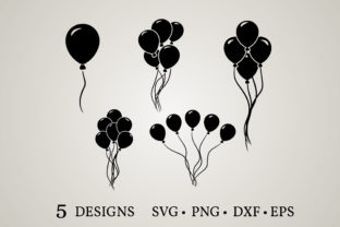 Balloon Clipart Bundle  Graphic Crafts By Euphoria Design