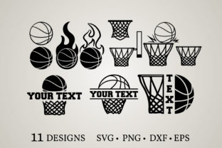 Basketball Bundle  Graphic Crafts By Euphoria Design