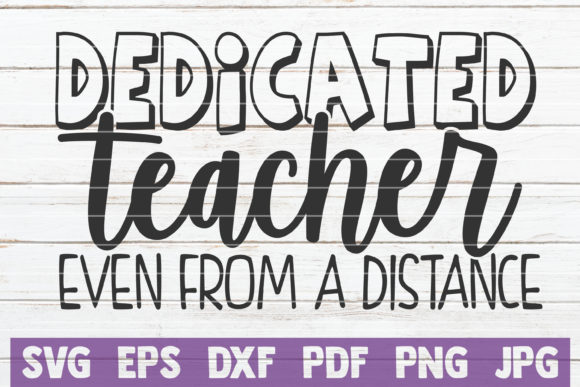 Download Dedicated Teacher Even from Distance