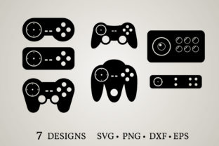 Game Controller  Graphic Crafts By Euphoria Design