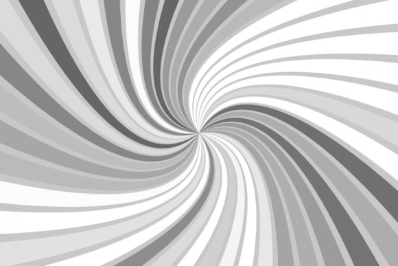 Grey Psychedelic Background Graphic Backgrounds By davidzydd