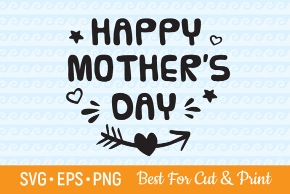 Download Free Happy Mother S Day Mom Gift Shirt Graphic By Olimpdesign Creative Fabrica for Cricut Explore, Silhouette and other cutting machines.