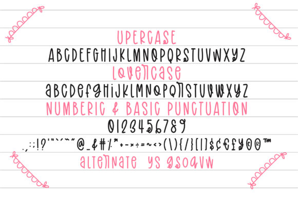 Print on Demand: Hello New Abnormal Script & Handwritten Font By BitongType - Image 5