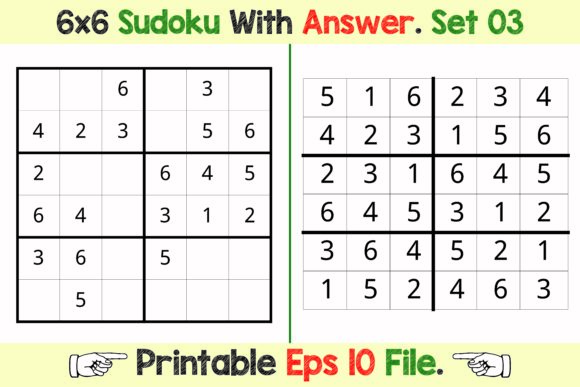 Download Free Kdp Interior Sudoku Puzzle Games Graphic By Patternfeed for Cricut Explore, Silhouette and other cutting machines.