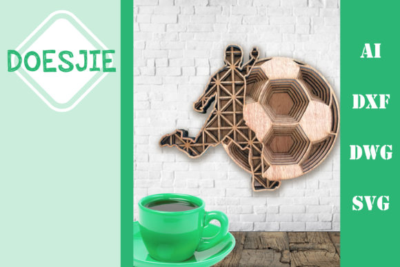 Download Free 184 Football Designs Graphics for Cricut Explore, Silhouette and other cutting machines.