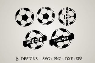 Soccer Bundle  Graphic Crafts By Euphoria Design