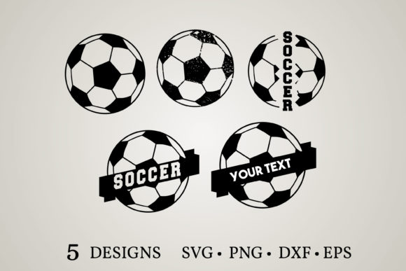 Soccer Bundle  Graphic Print Templates By Euphoria Design