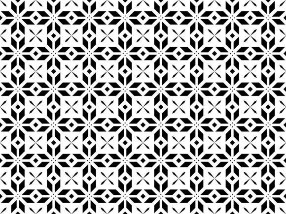 Square Tile Of Damask Style Graphic By Asesidea Creative Fabrica