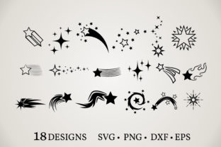 Stars Clipart Bundle  Graphic Crafts By Euphoria Design