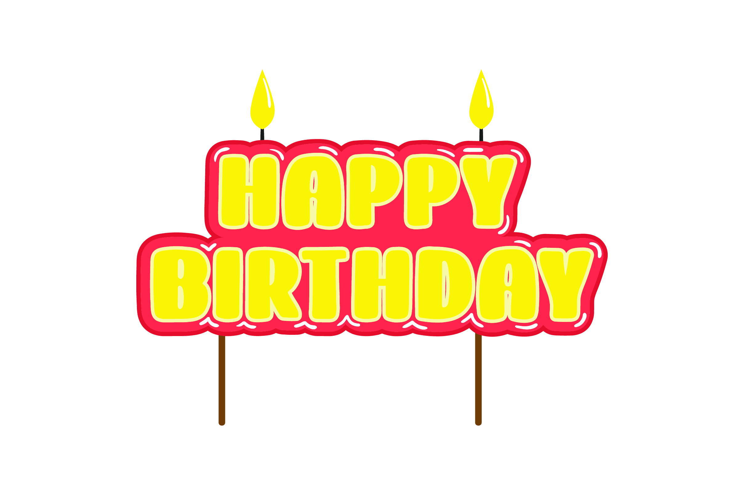 Download Free Birthday Candle Svg Cut File By Creative Fabrica Crafts Creative Fabrica for Cricut Explore, Silhouette and other cutting machines.