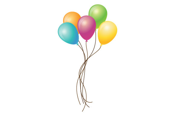 Download Free Balloons Svg Cut File By Creative Fabrica Crafts Creative Fabrica for Cricut Explore, Silhouette and other cutting machines.