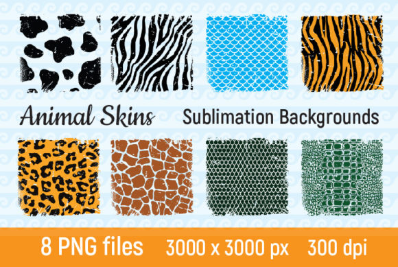 Animal Print Pattern Skin Texture Graphic Textures By OlimpDesign