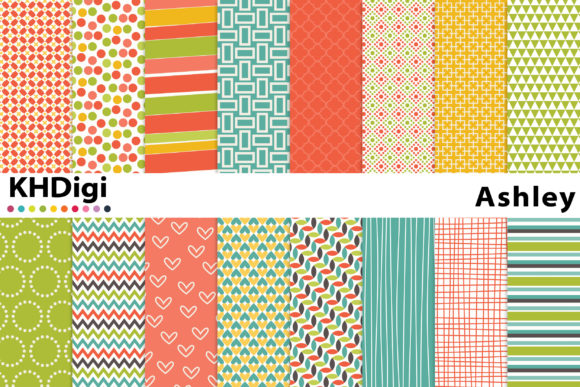 Download Free Trent Digital Paper Graphic By Khdigi Creative Fabrica for Cricut Explore, Silhouette and other cutting machines.