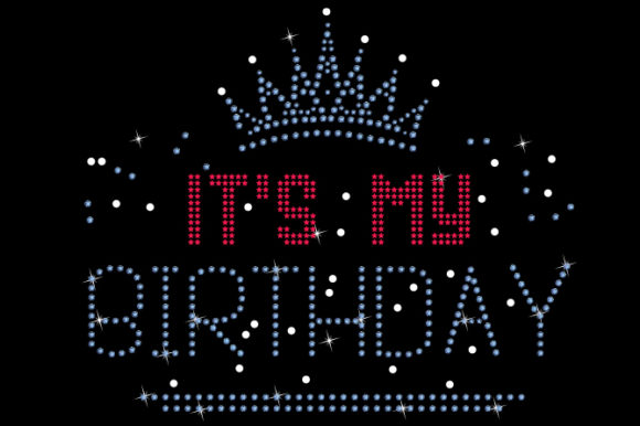 Download Free Birthday T Shirt Graphic By Storm Brain Creative Fabrica for Cricut Explore, Silhouette and other cutting machines.