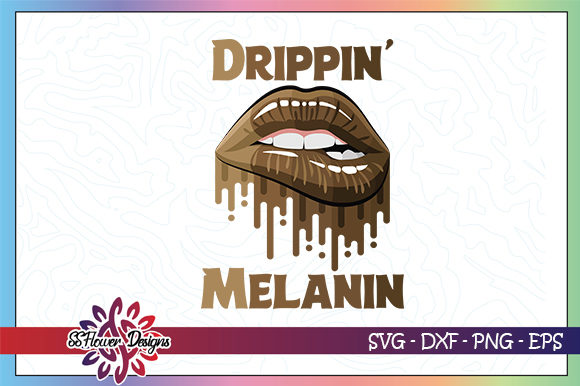 Download Free 1 Melanin Lips Svg Designs Graphics for Cricut Explore, Silhouette and other cutting machines.
