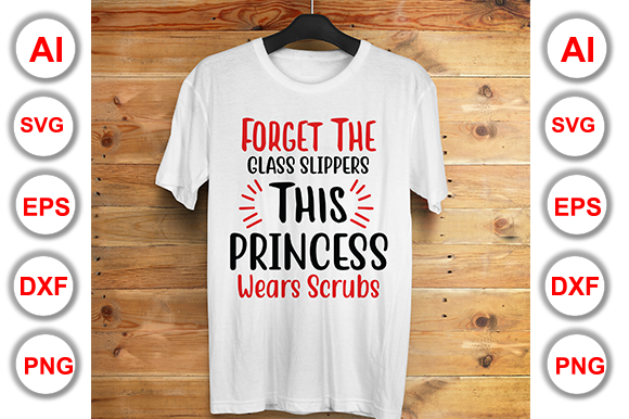 Forget The Glass Slippers This Princess Graphic By Graphics Cafe