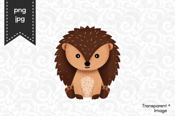 Download Free Hedgehog Clipart Graphic By Accaliadigital Creative Fabrica SVG Cut Files