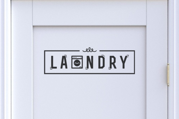 Download Laundry Label