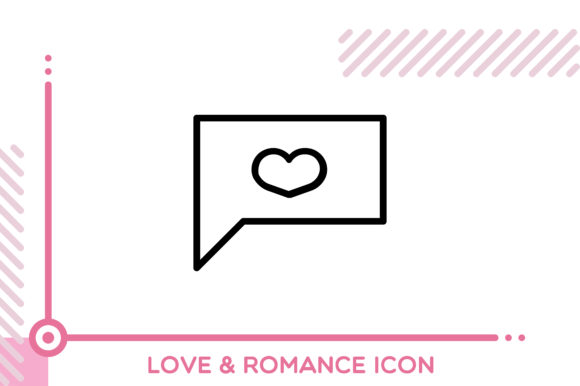 Download Free Love And Romance Comment Graphic By Freddyadho Creative Fabrica for Cricut Explore, Silhouette and other cutting machines.