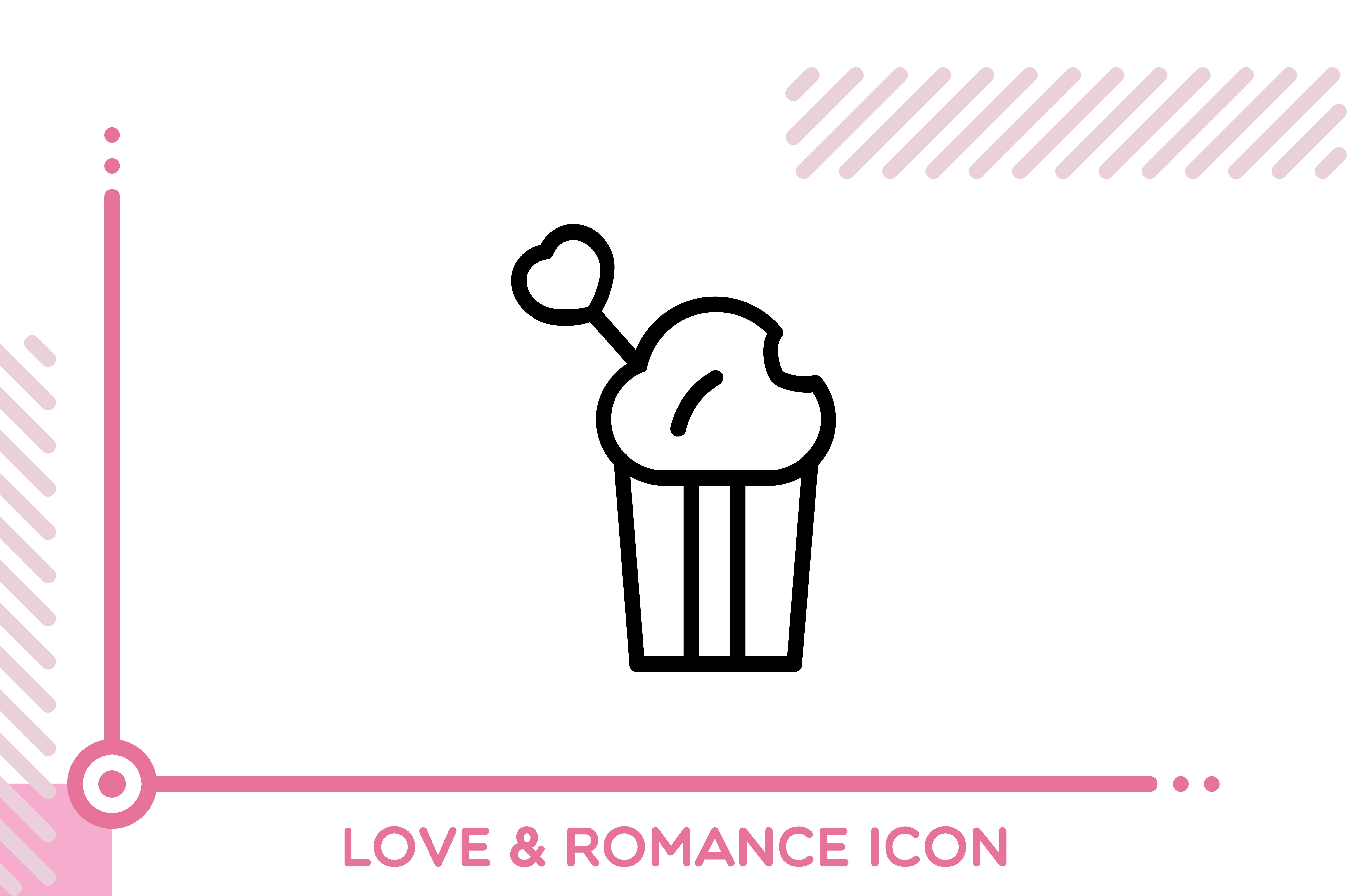 Download Free Love And Romance Candy Graphic By Freddyadho Creative Fabrica for Cricut Explore, Silhouette and other cutting machines.