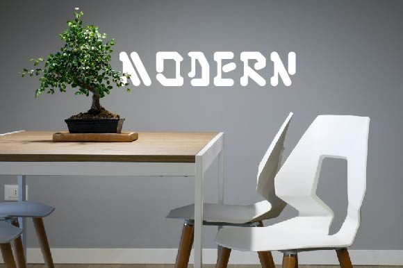 Download Free Modern Future Font By Wap Type Creative Fabrica for Cricut Explore, Silhouette and other cutting machines.
