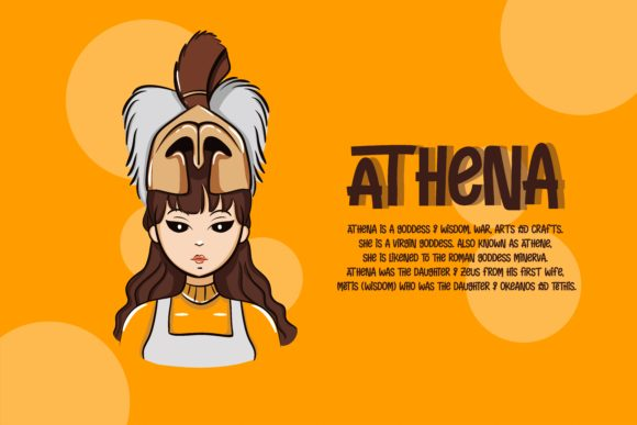 Download Free Occult Greek Goddes Mythology Athena Graphic By Belangbiru for Cricut Explore, Silhouette and other cutting machines.