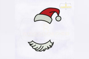 Download Free Santa Claus Christmas Hat Creative Fabrica for Cricut Explore, Silhouette and other cutting machines.