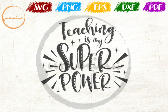 Download Teaching is My Super Power