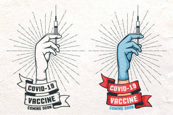 Download Free Vaccination Logos And Illustrations Graphic By Agor2012 for Cricut Explore, Silhouette and other cutting machines.
