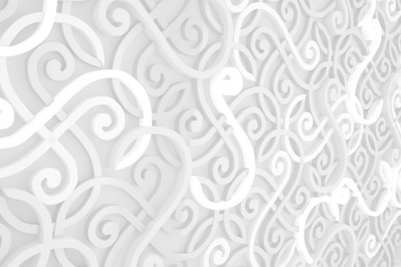 Download Free White Organic Backgrounds 3 Graphic By Artistmef Creative Fabrica for Cricut Explore, Silhouette and other cutting machines.