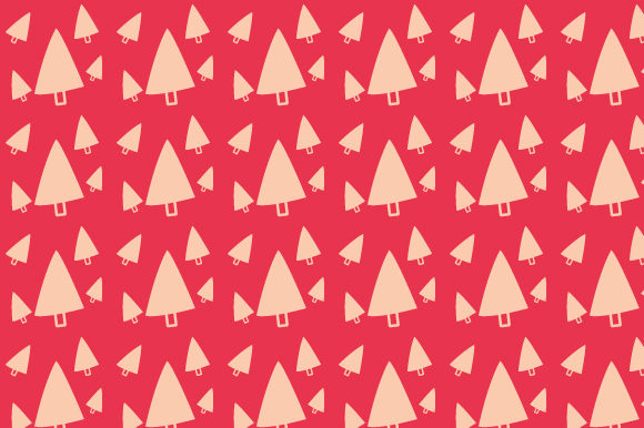 Download Free Fir Tree Pattern Graphic By Yapivector Creative Fabrica for Cricut Explore, Silhouette and other cutting machines.