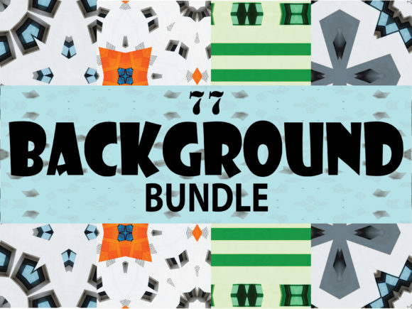 77 Abstract Background Bundle Set Graphic Backgrounds By isalsemarang - Image 1