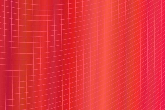 Abstract Curved Grid Background Graphic Backgrounds By davidzydd