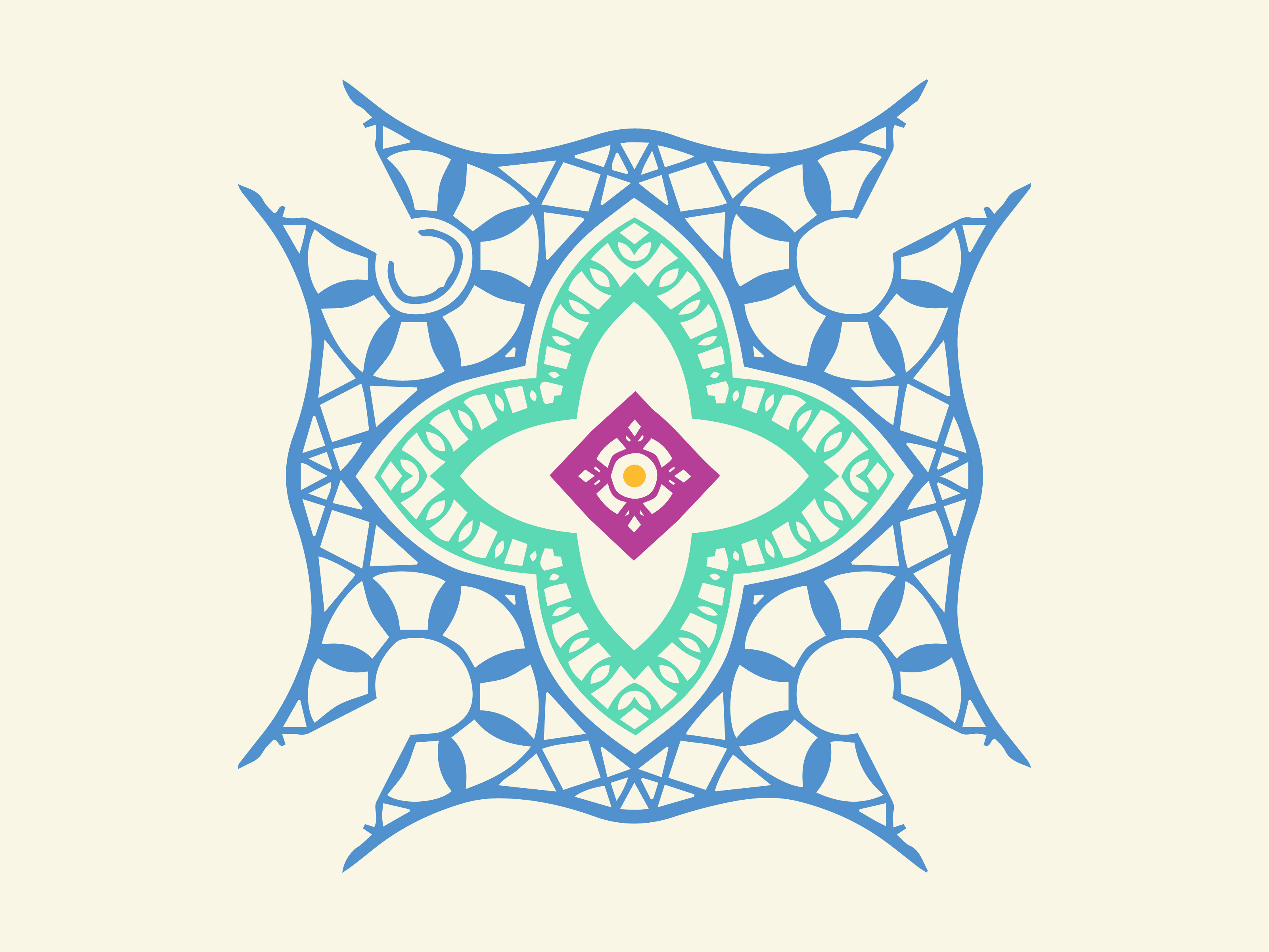 Download Free Abstract Ornament Element Art Decoration Grafico Por for Cricut Explore, Silhouette and other cutting machines.
