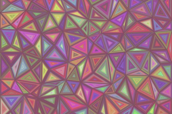 Abstract Triangle Background Graphic Backgrounds By davidzydd