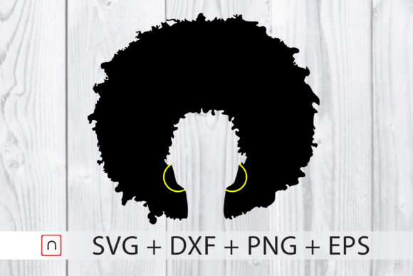 Download Free 161 Black Women Svg Designs Graphics for Cricut Explore, Silhouette and other cutting machines.