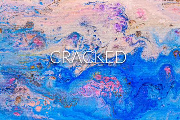 Download Free Handmade Liquid Paint Cracked Vol 1 Graphic By Pandoradreams for Cricut Explore, Silhouette and other cutting machines.