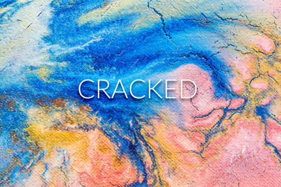 Download Free Handmade Liquid Paint Cracked Vol 3 Graphic By Pandoradreams for Cricut Explore, Silhouette and other cutting machines.