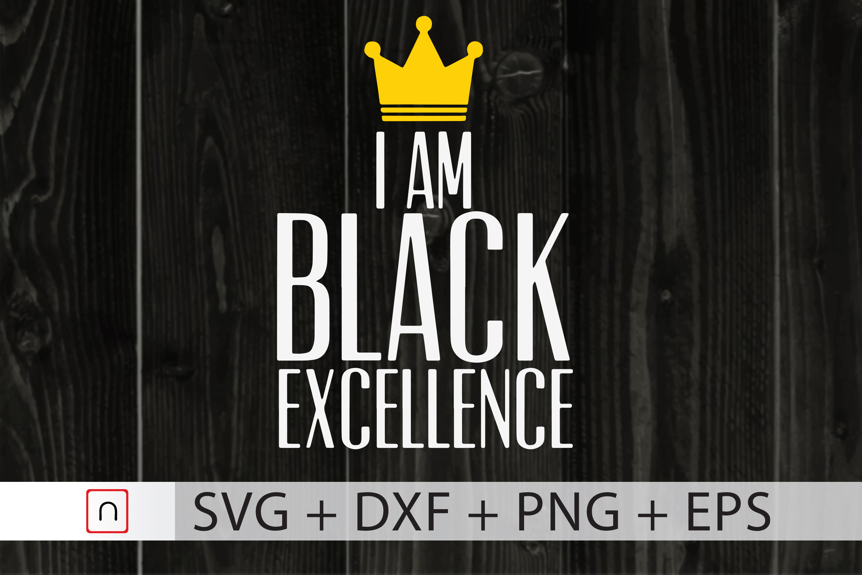 I Am Black Excellence Black Proud Graphic By Novalia Creative