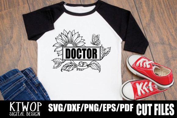 Download Free Doctor Graphic By Ktwop Creative Fabrica for Cricut Explore, Silhouette and other cutting machines.