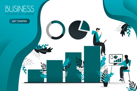 Download Free Illustration Of Business Chart Tables Graphic By for Cricut Explore, Silhouette and other cutting machines.