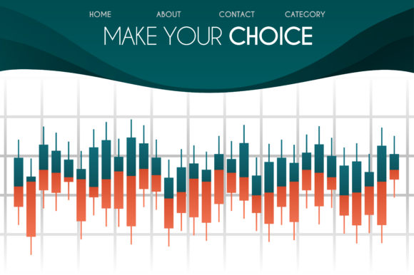 Download Free Illustration Of Financial Market Chart Graphic By for Cricut Explore, Silhouette and other cutting machines.
