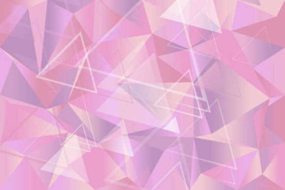 Download Free Abstract Triangle Web Background Graphic By Davidzydd Creative SVG Cut Files