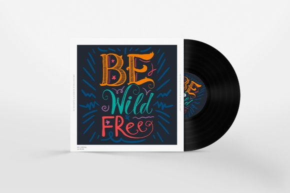 Download Free Be Wild And Free Graphic By Barsrsind Creative Fabrica for Cricut Explore, Silhouette and other cutting machines.