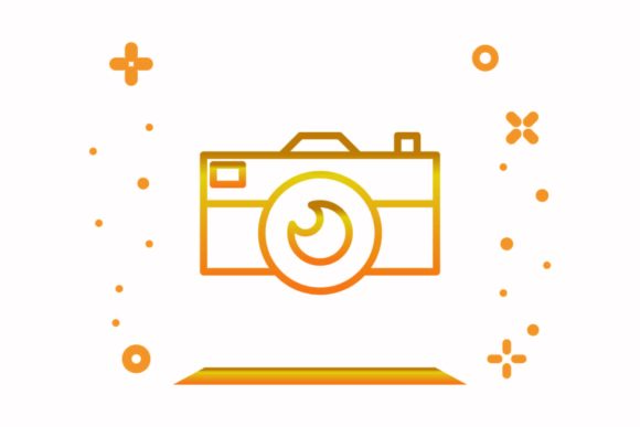 Download Free Camera Graphic By Astuti Julia93 Gmail Com Creative Fabrica for Cricut Explore, Silhouette and other cutting machines.
